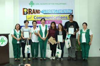 Photo from the Girl Scouts of the Philippines