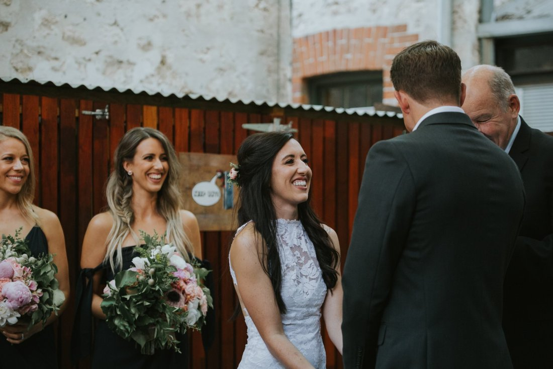 Moore & Moore Wedding Photos | Ebony Blush Photography | Perth Wedding Photographer