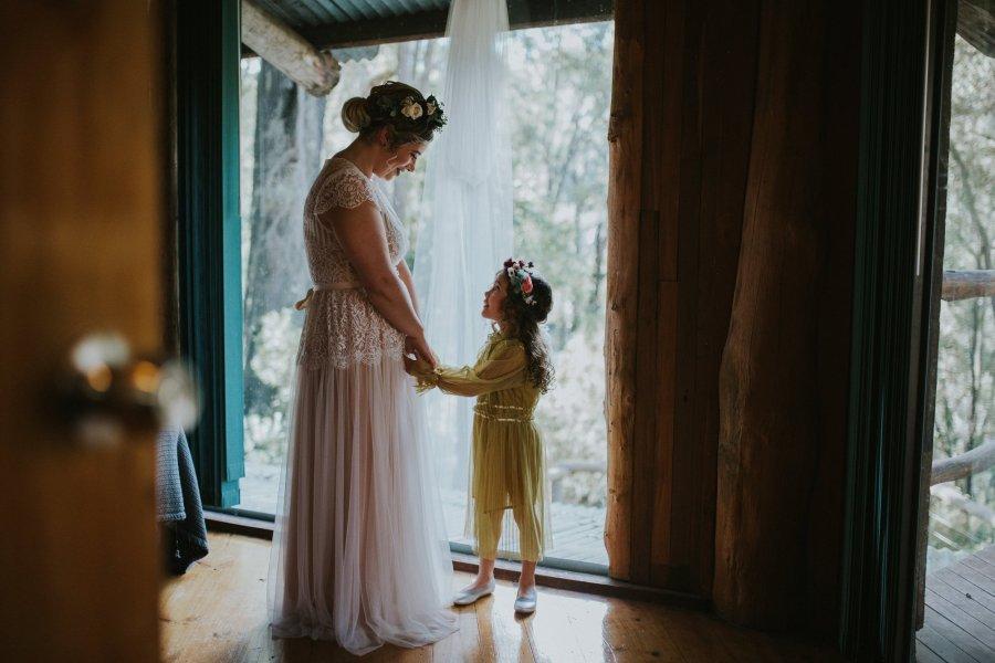 Nanga Bush Camp Wedding | Perth Wedding Photographer | Ebony Blush Photography | Zoe Theiadore