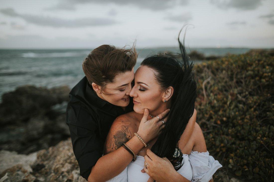 Jax+Vix   Zoe Theiadore Photography   Cape Peron Photos   Point Peron Photography   Perth Wedding Photographer   Lesbian Couples Photography