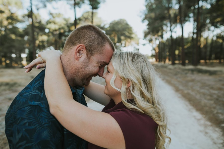Perth Wedding Photographer | Pines Forrest Engagment | Ebony Blush Photography | Corry + Reece | Pre Wedding166