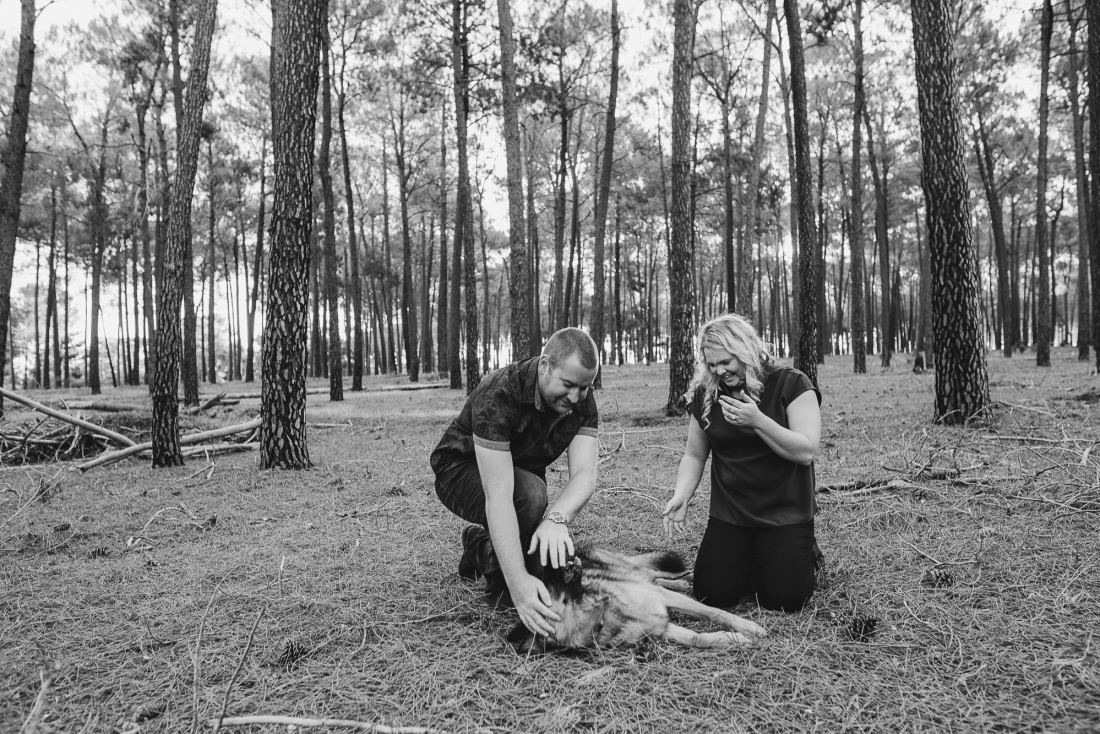 Perth Wedding Photographer | Pines Forrest Engagment | Ebony Blush Photography | Corry + Reece | Pre Wedding219