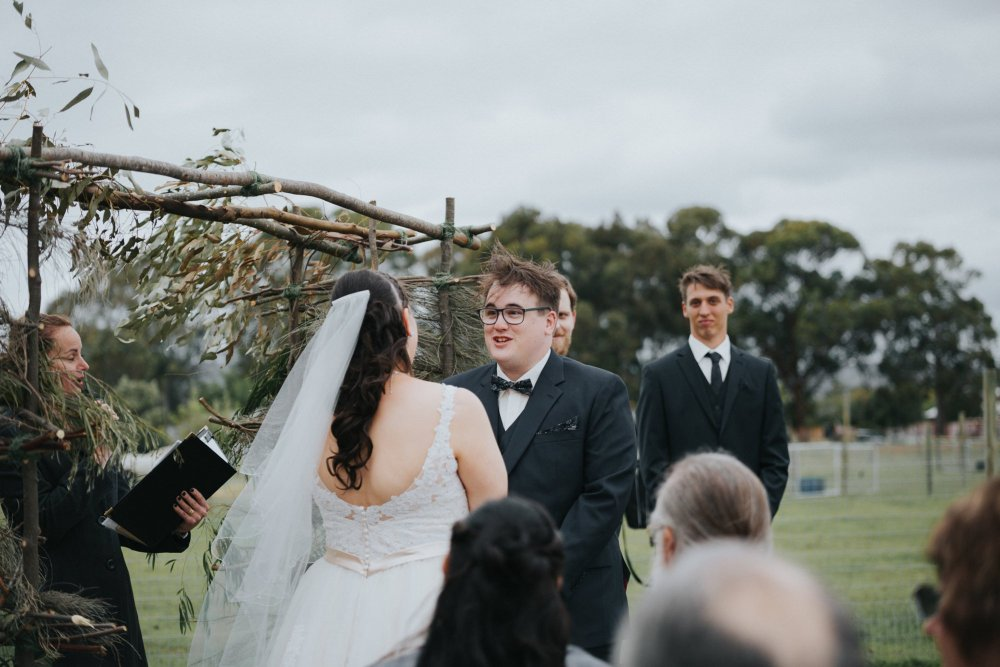 Perth Wedding Photographer | Wedding Photographers Perth | Bells Rapids Wedding | Zoe Theaidore Photography | Ebony Blush Photography | M+K1308