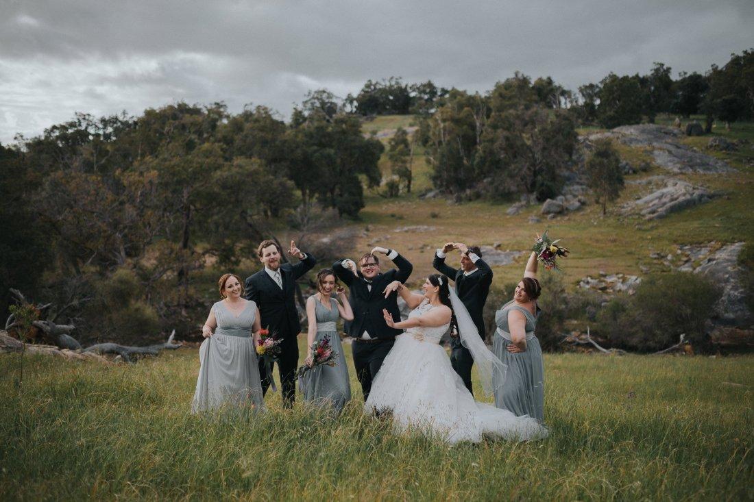 Perth Wedding Photographer | Wedding Photographers Perth | Bells Rapids Wedding | Zoe Theaidore Photography | Ebony Blush Photography | M+K170