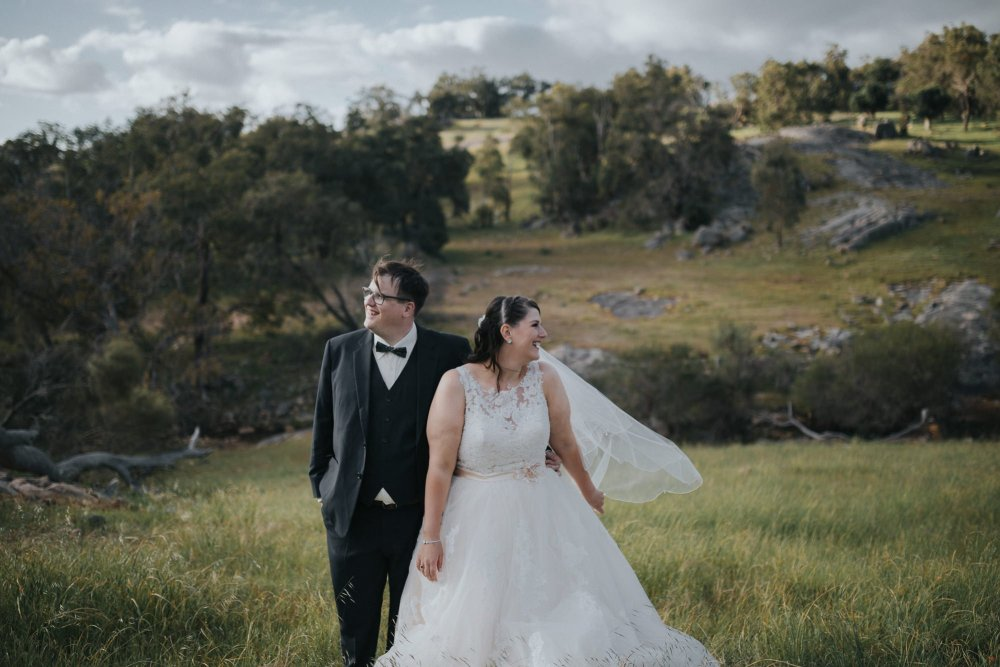 Perth Wedding Photographer | Wedding Photographers Perth | Bells Rapids Wedding | Zoe Theaidore Photography | Ebony Blush Photography | M+K262