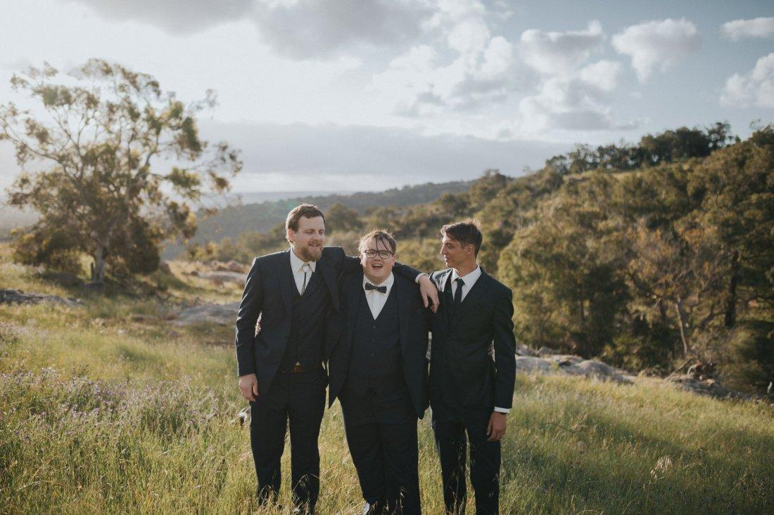 Perth Wedding Photographer | Wedding Photographers Perth | Bells Rapids Wedding | Zoe Theaidore Photography | Ebony Blush Photography | M+K314