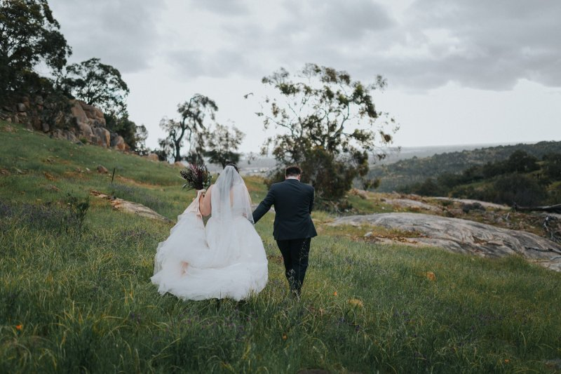 Perth Wedding Photographer | Wedding Photographers Perth | Bells Rapids Wedding | Zoe Theaidore Photography | Ebony Blush Photography | M+K78
