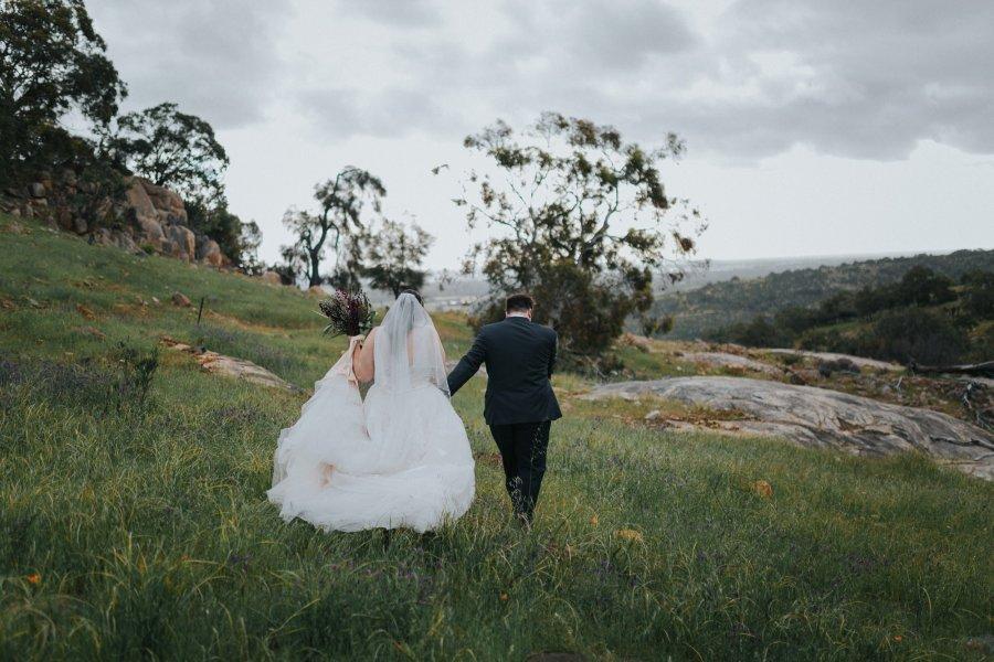 Perth Wedding Photographer | Wedding Photographers Perth | Bells Rapids Wedding | Zoe Theaidore Photography | Ebony Blush Photography | M+K78