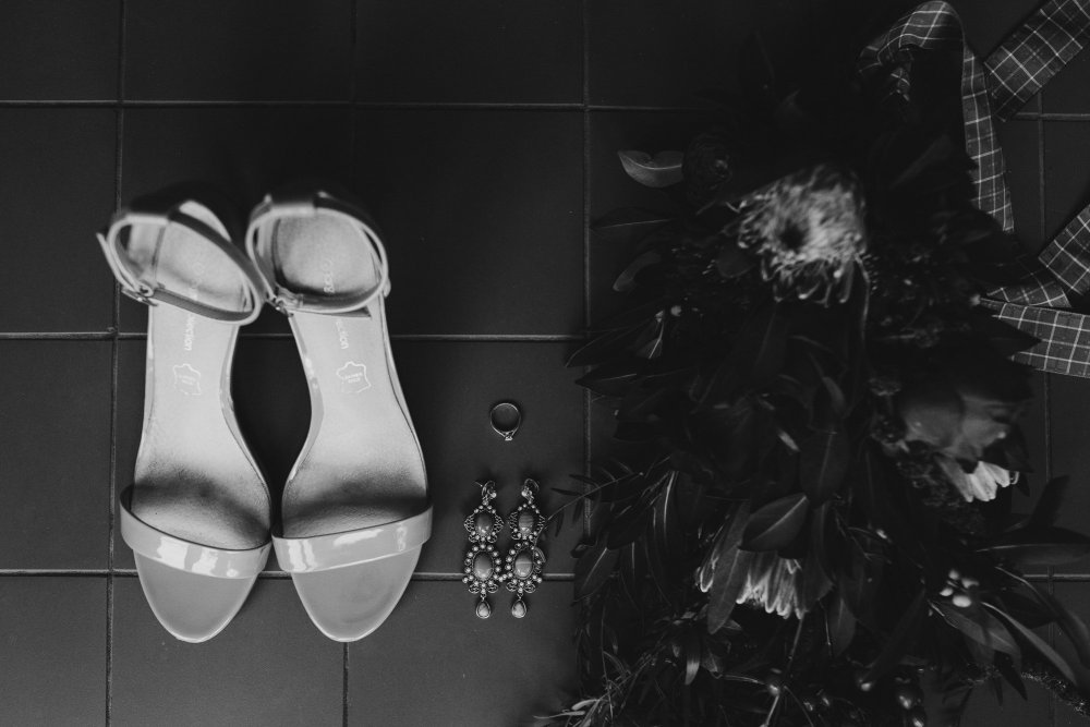 Old Pickle Factory Wedding | Perth Wedding Photographer | Night Wedding Perth | Ebony Blush Photography | Zoe Theiadore | C+T109