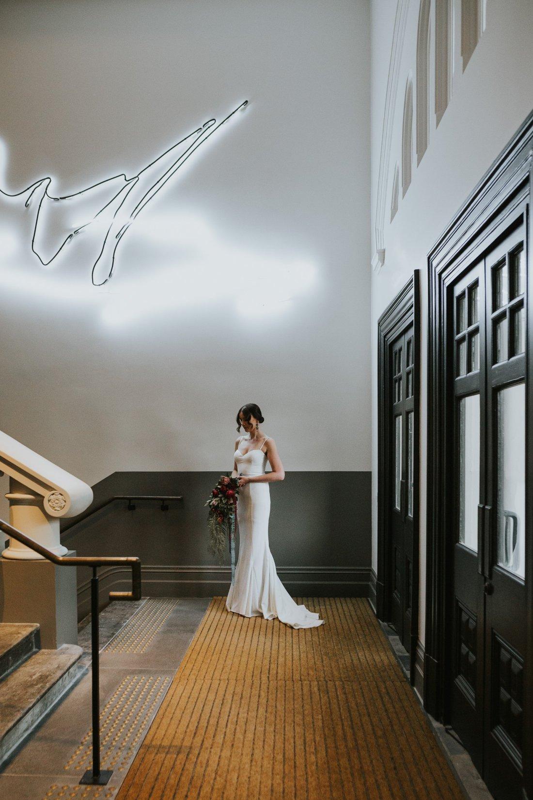 Como The Treasury | Old Pickle Factory Wedding | Perth Wedding Photographer | Night Wedding Perth | Ebony Blush Photography | Zoe Theiadore