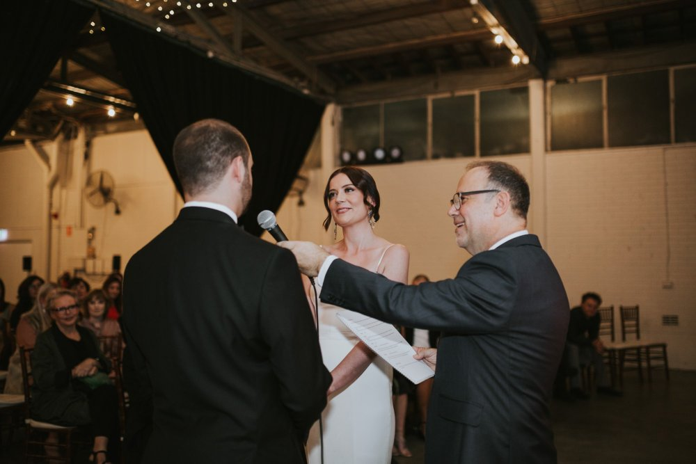 Old Pickle Factory Wedding | Perth Wedding Photographer | Night Wedding Perth | Ebony Blush Photography | Zoe Theiadore | C+T51