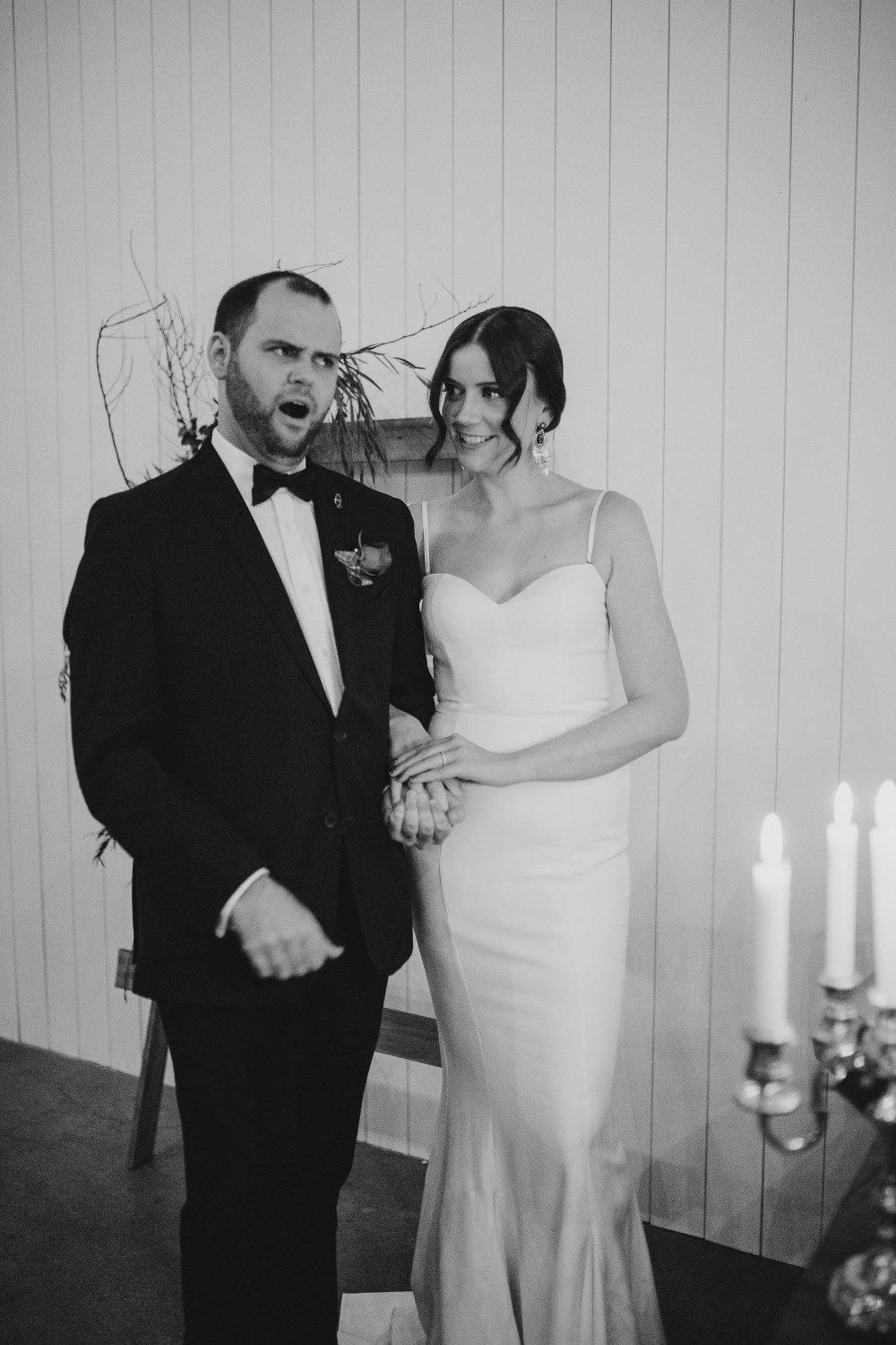 Old Pickle Factory Wedding | Perth Wedding Photographer | Night Wedding Perth | Ebony Blush Photography | Zoe Theiadore | C+T62