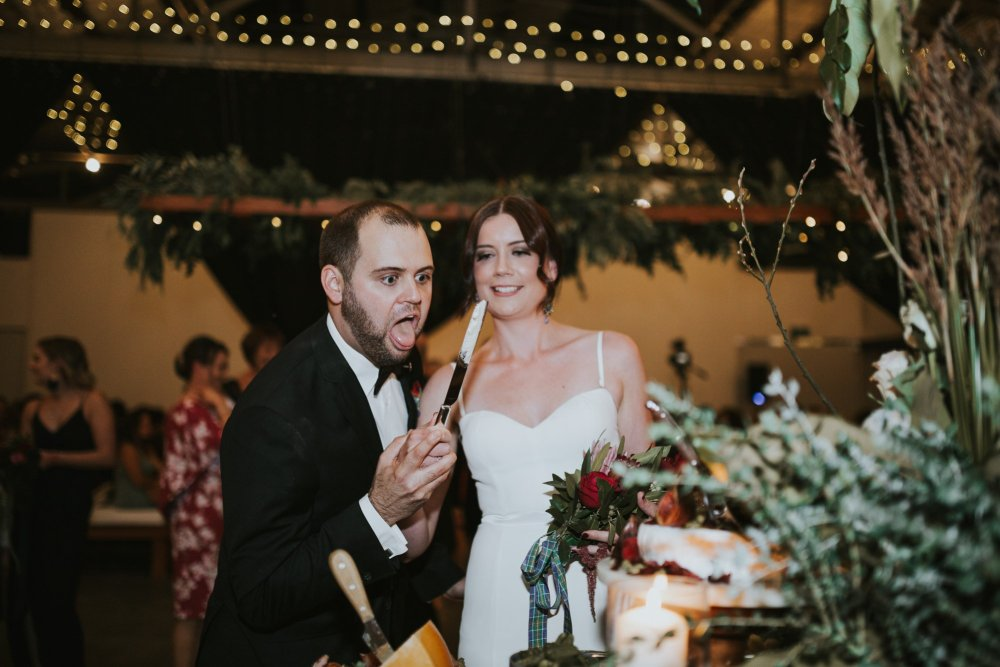 Old Pickle Factory Wedding | Perth Wedding Photographer | Night Wedding Perth | Ebony Blush Photography | Zoe Theiadore | C+T69