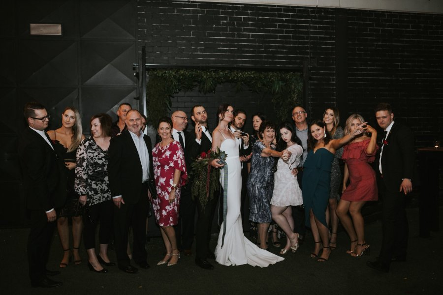 Old Pickle Factory Wedding | Perth Wedding Photographer | Night Wedding Perth | Ebony Blush Photography | Zoe Theiadore | C+T87