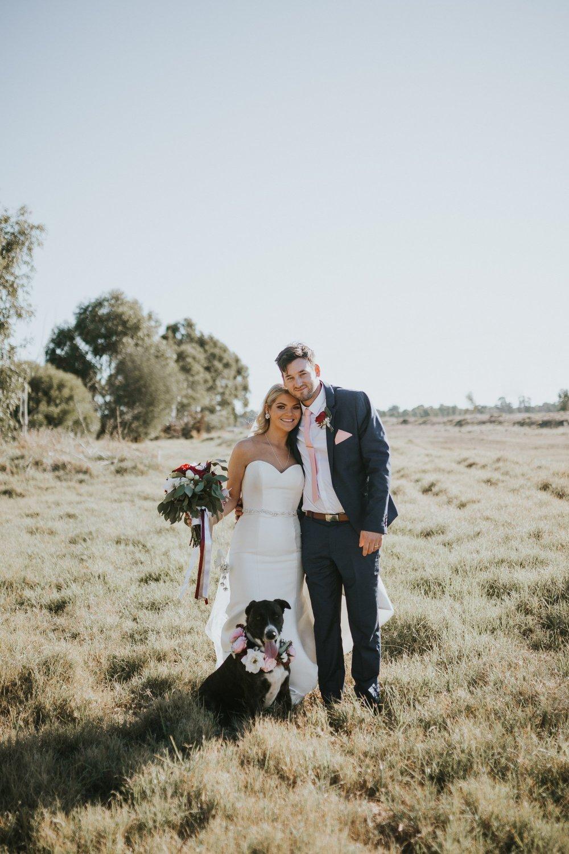 Perth Wedding Photographer | Ebony Blush Photography | Zoe Theiadore | K+T33