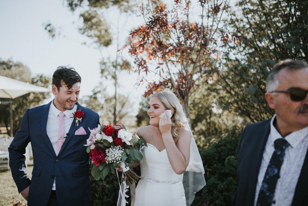 Kayla + Tom | Ebony Blush Photography | Perth Wedding Photographer | Zoe Theiadore | Baldivis Farm Stay Wedding