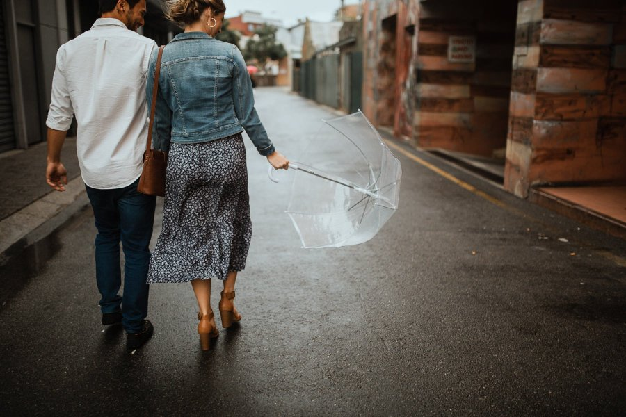 Fremantle Engagement Photos | Ebony Blush Photography | Perth Wedding Photographer