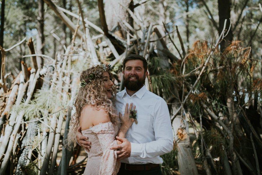 Sinéad + Shane   Pines Forrest Elopement   Ebony Blush Photography   Perth Wedding Photographer2