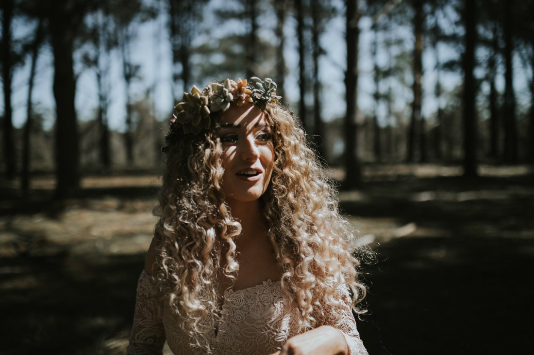 Sinéad + Shane | Pines Forrest Elopement | Ebony Blush Photography | Perth Wedding Photographer24