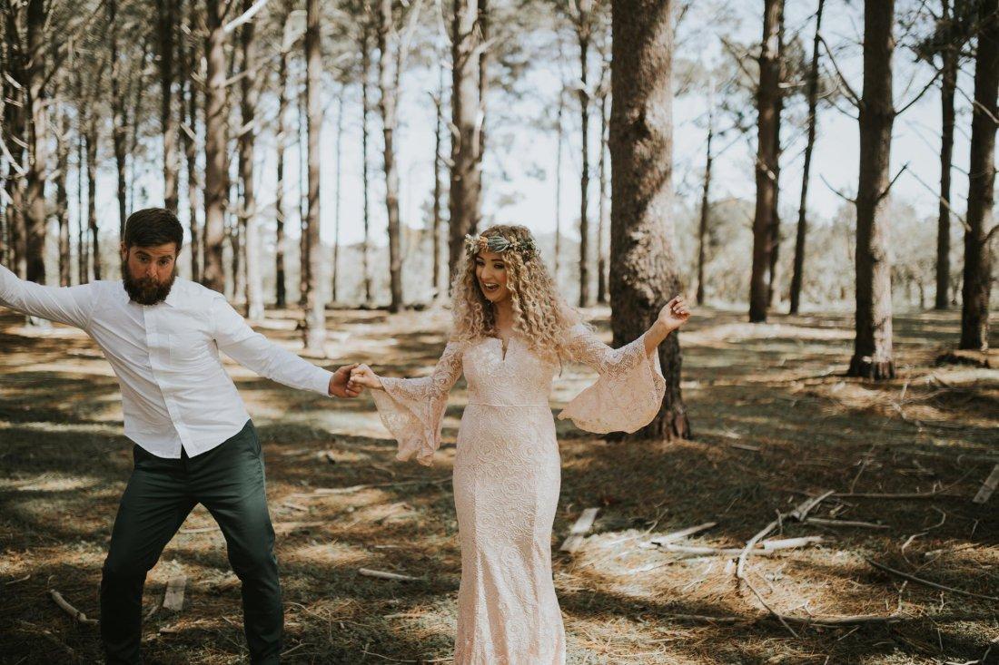 Sinéad + Shane | Pines Forrest Elopement | Ebony Blush Photography | Perth Wedding Photographer41