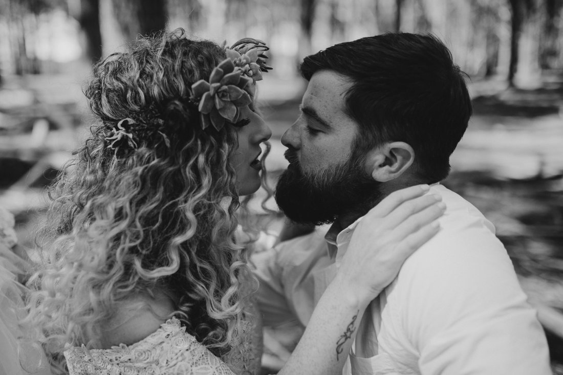 Sinéad + Shane | Pines Forrest Elopement | Ebony Blush Photography | Perth Wedding Photographer44