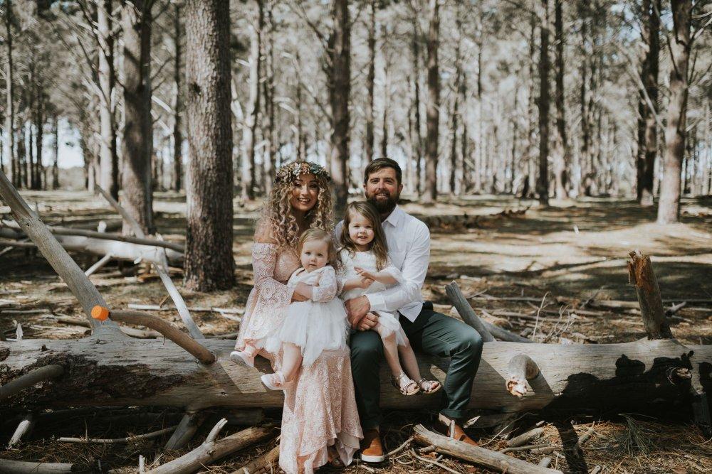 Sinéad + Shane | Pines Forrest Elopement | Ebony Blush Photography | Perth Wedding Photographer48