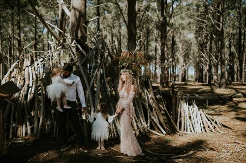 Sinéad + Shane | Pines Forrest Elopement | Ebony Blush Photography | Perth Wedding Photographer6