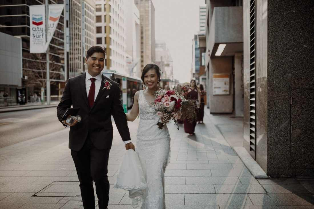 Ebony Blush Photography | Perth Wedding Photographer | Photography + Film | Sandalford Winery | Como Treasury Wedding | Perth City Wedding |Alex + Mel56