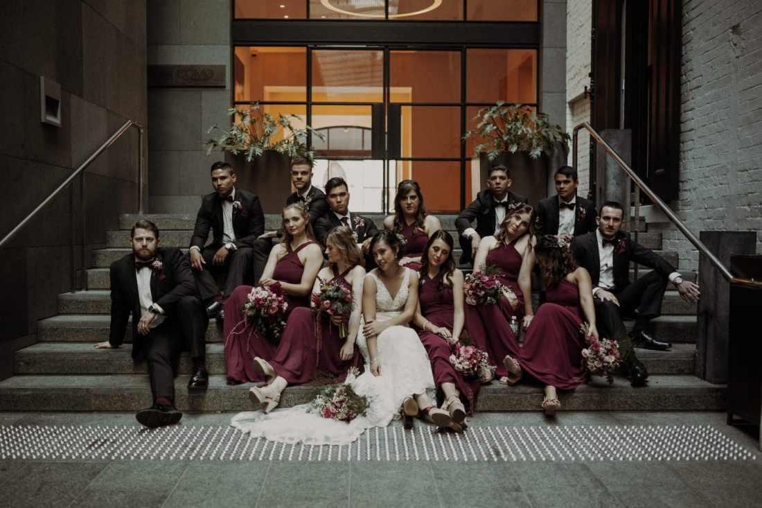 Ebony Blush Photography | Perth Wedding Photographer | Photography + Film | Sandalford Winery | Como Treasury Wedding | Perth City Wedding |Alex + Mel87