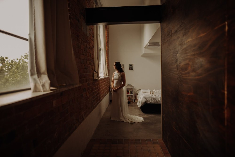 Pip + Mitch | Ebony Blush Photography | Perth Wedding Photographer | Perth Wedding Photos | Street Food Wedding | Fremantle Wedding Photos10