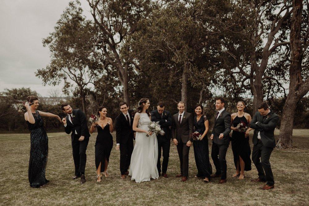 Pip + Mitch | Ebony Blush Photography | Perth Wedding Photographer | Perth Wedding Photos | Street Food Wedding | Fremantle Wedding Photos47