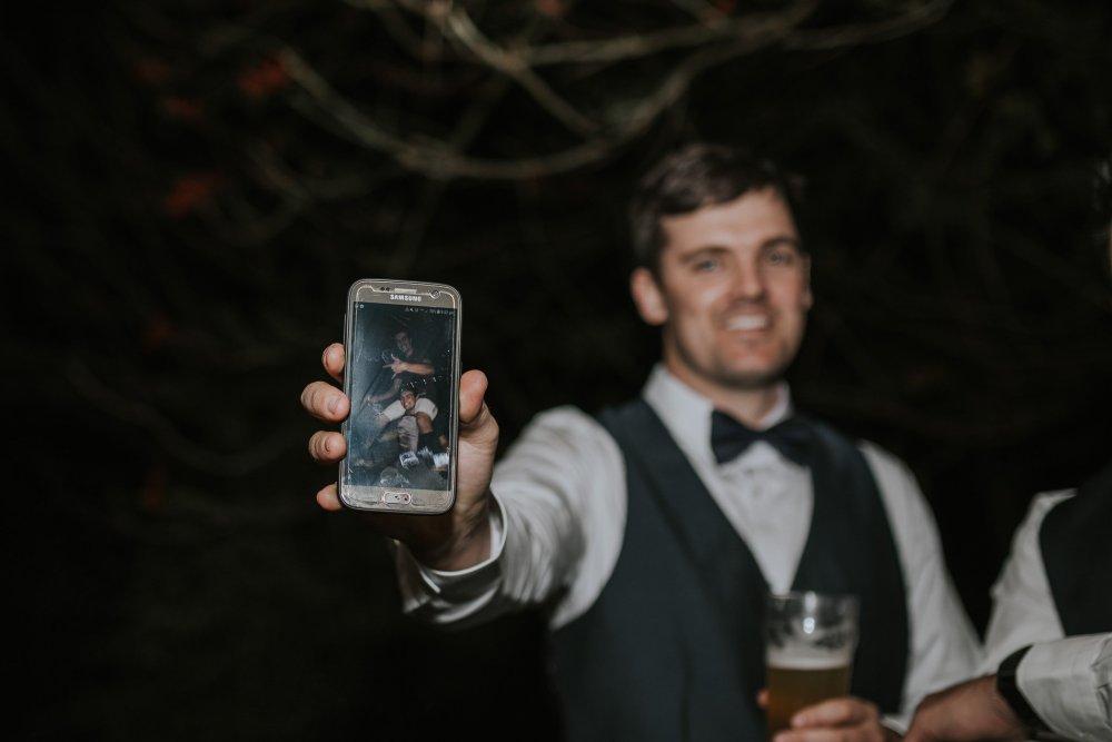 Chapel Farm Wedding Potos   Perth Wedding Photographer   Ebony Blush Photography   Brett + Blythe   158