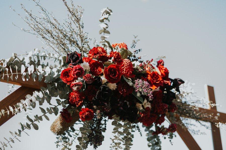Chapel Farm Wedding Potos | Perth Wedding Photographer | Ebony Blush Photography | Brett + Blythe | 35