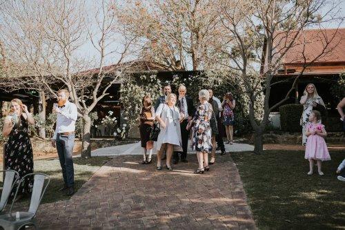 Chapel Farm Wedding Potos | Perth Wedding Photographer | Ebony Blush Photography | Brett + Blythe | 38