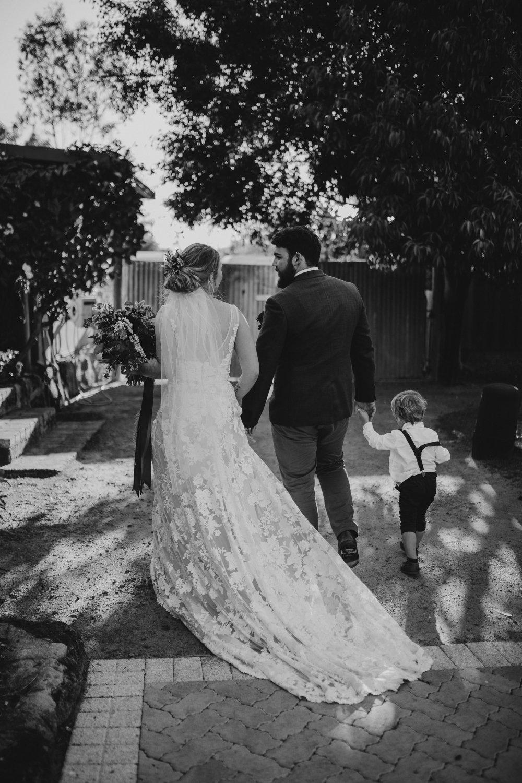 Chapel Farm Wedding Potos   Perth Wedding Photographer   Ebony Blush Photography   Brett + Blythe   61