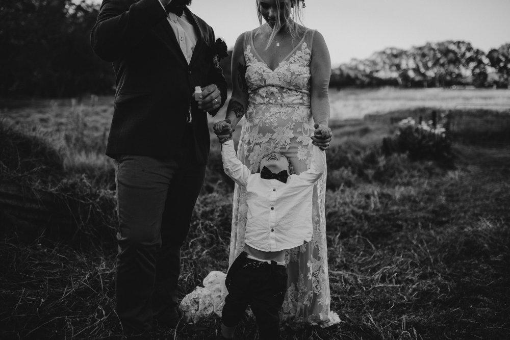 Chapel Farm Wedding Potos   Perth Wedding Photographer   Ebony Blush Photography   Brett + Blythe   70