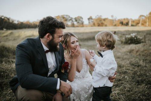 Chapel Farm Wedding Potos | Perth Wedding Photographer | Ebony Blush Photography | Brett + Blythe | 74