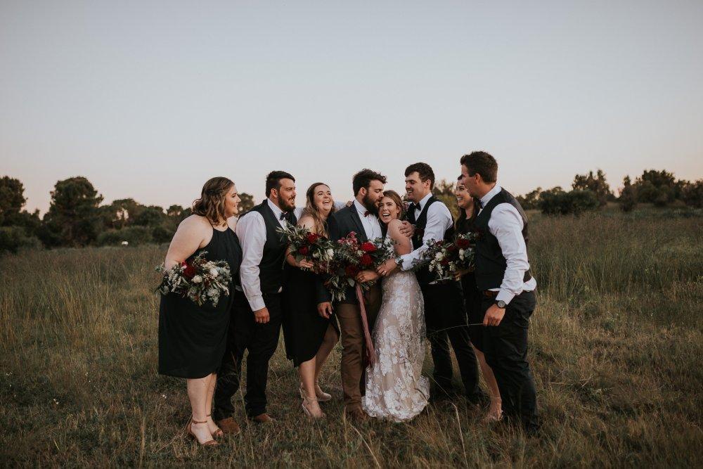 Chapel Farm Wedding Potos   Perth Wedding Photographer   Ebony Blush Photography   Brett + Blythe   90