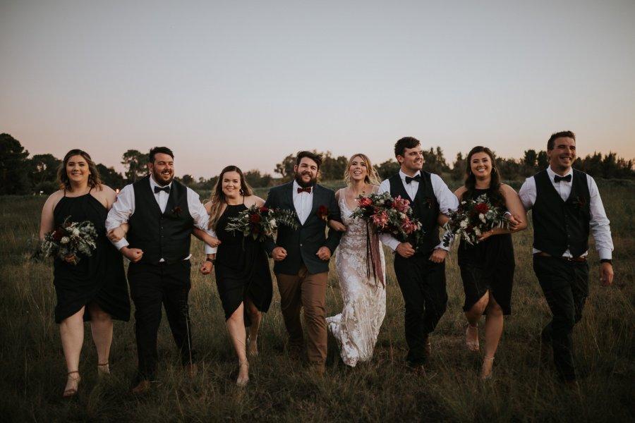 Chapel Farm Wedding Potos | Perth Wedding Photographer | Ebony Blush Photography | Brett + Blythe | 94