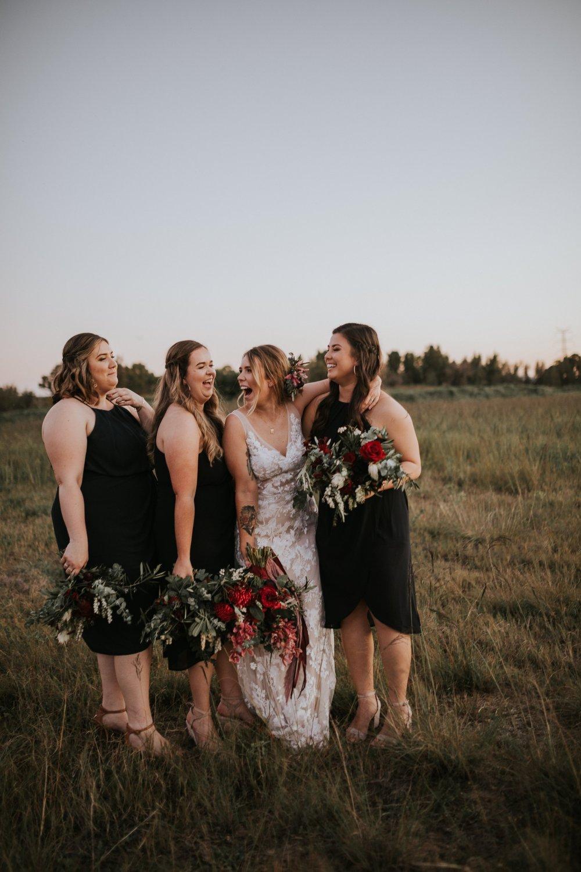 Chapel Farm Wedding Photos   Perth Wedding Photographer   Ebony Blush Photography   Brett + Blythe   19