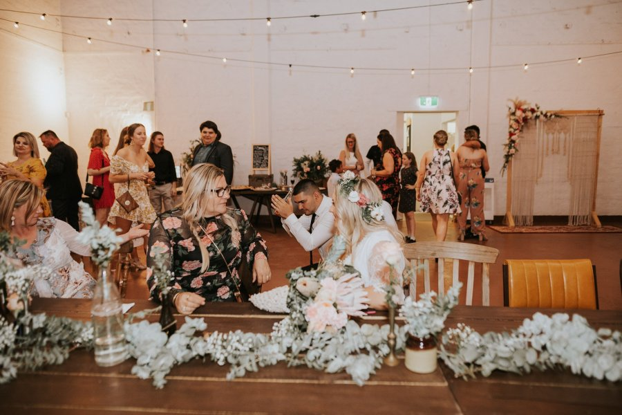 Ebony Blush Photography   Perth wedding Photographer   Perth City Farm Wedding   Imogen + Tristian174