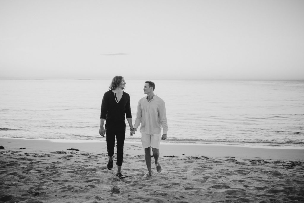 Engagement Photography Feature | Perth Wedding Photographer | Gay Wedding | Gay Engagement Photos | Ebony Blush Photography