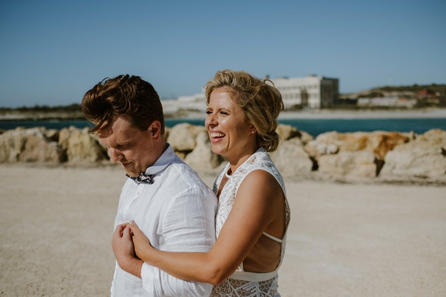 ort Coogee Wedding | Ebony Blush Photography | Perth Wedding Photographer