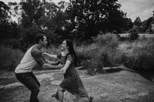 Amy + Jack | Jarrahdale Couples Photography | Jarrahdale Couples Shoot | Ebony Blush Photography | Perth Wedding Photographer