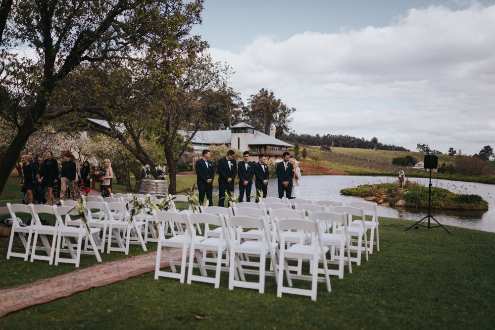 Millbrook Winery Wedding Photos | Ebony Blush Photography | Perth Wedding Photographer | Wedding Photography
