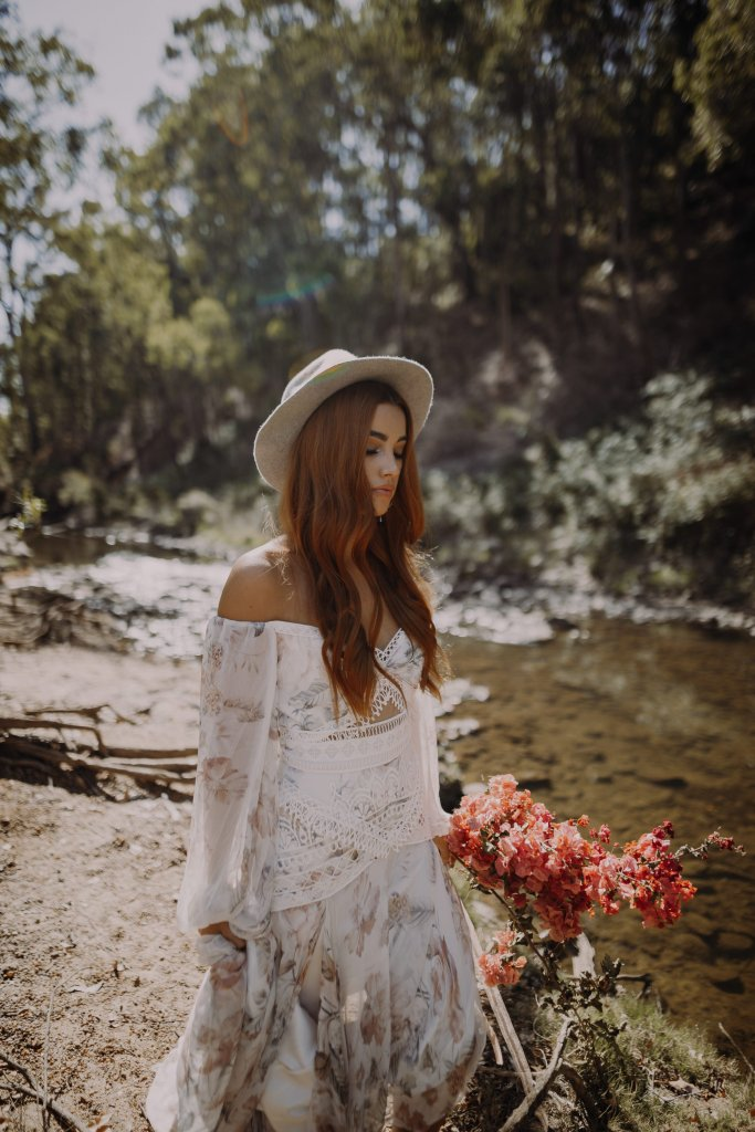 Nanga Bush Camp Bride Photography | Cora | Perth Wedding Photographer | Ebony Blush Photography