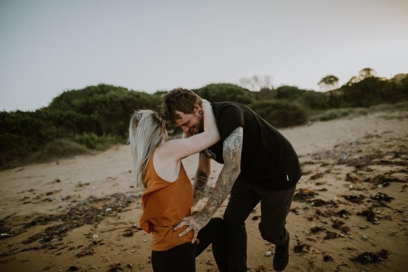 Ulverstone Couples Photography   Tasmainian Wedding Photography   Launceston Wedding Photographer   Ebony Blush photography   JESS + CALLUM
