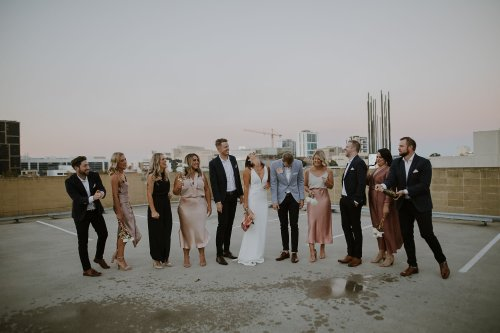 Flour Factory Wedding Photos   Ebony Blush Photography   Perth Wedding Photographer