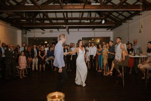 Flour Factory Wedding Photos | Ebony Blush Photography | Perth Wedding Photographer