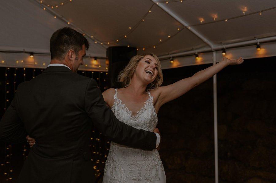 Perth Hills Backyard Wedding